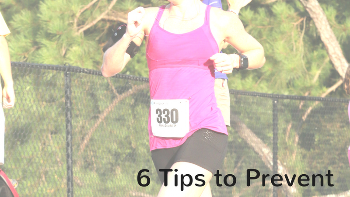 6 Tips to Prevent Running Injuries & Muscle Aches while Increasing Mileage