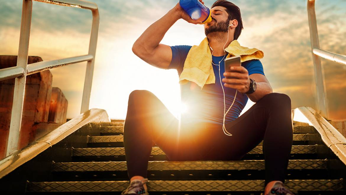 4 Steps to Proper Post Workout Recovery